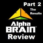 Alpha Brain Review Part 2