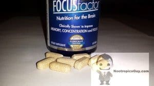 Focus Factor Closeup NootropicsGuy